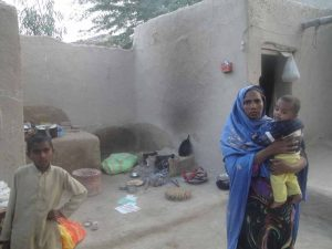 Islamic assailants broke into Parvaiz Masih's home and attacked him and his wife Sobia.