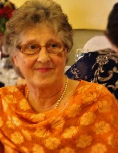 Birgitta Almby, gunned down by suspected Islamic extremists in Lahore, Pakistan on Dec. 3.