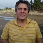 Pastor Behnam Irani, before the ravages of prison in Iran. (Present Truth Ministries photo)