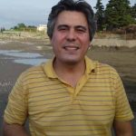 Hi Res - Pastor Behnam Irani, before the ravages of prison (Present Truth Ministries photo)