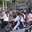 On the street in Ho Chi Minh City, where church leaders lamented Vietnam's new religion decree. (International Ministries photo)