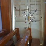 Our Lady of Salvation Church in Iraq, after Oct. 31, 2010 attack by Islamic extremists. (Ankawa.com)