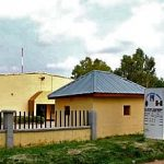 Command and Staff College in Jaji, near Kaduna City, Nigeria, where Islamic extremist Boko Haram bombed chapel.