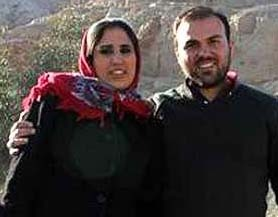 Saeed Abedini and wife Nagmeh. (ACLJ photo)
