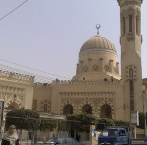 Beni Suef, Egypt, where judge ruled two Coptic Christian boys guilty of desecratiing the Koran.