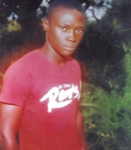 Yacham Ayuba, 20, was one of five Christians shot to death in Aduwan village, Kaduna state, by suspected Muslim Fulani extremists.