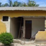 A Tanzania Assemblies of God church building damaged in May 2012. (Morning Star News photo)