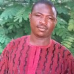 A photo of Ibrahim Bitrus, an AIDS worker killed by Boko Haram.