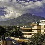 Arusha is a popular base for tourist adventures to nearby national parks. (Wikipedia photo)