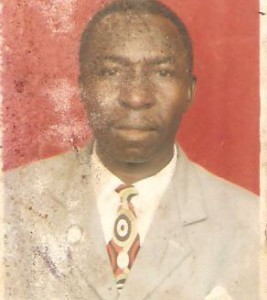 The Rev. Faye Pama Musa, slain at his home by suspected Islamic extremists on Tuesday (May 14). (Photo courtesy of CAN)