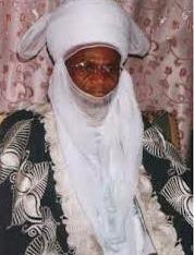 Alhaji Yahaya Abubakar, Muslim leader in Bida, Niger state.