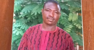 Ibrahim Bitrus was killed by Boko Haram in Adamawa state in April.