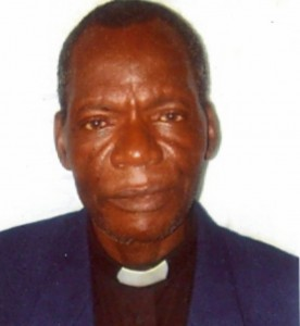 The Rev. Johnson Kikem of the COCIN, Langtang, Nigeria. (Morning Star News photo)