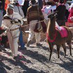 Aymara ceremony in Copacabana, Bolivia. (Wikipedia)