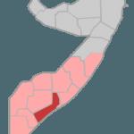 The Lower Shebelle Region of Somalia. (Wikipedia)