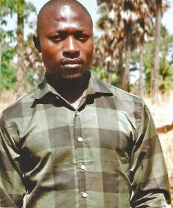 Andrew Anthony Nkom, 37, killed in attack in Adu, Nigeria. (Morning Star News photo)