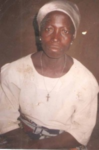 Asabe Anthony Nkom, killed along with her husband and children. (Morning Star News photo)