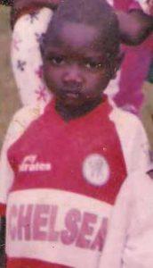 Bulus James Anthony, 12, murdered grandson of Nkom. (Morning Star News photo)