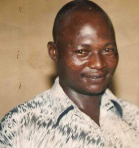 Dauda Dalyop, killed in attack along with his two sons. (Morning Star News photo)
