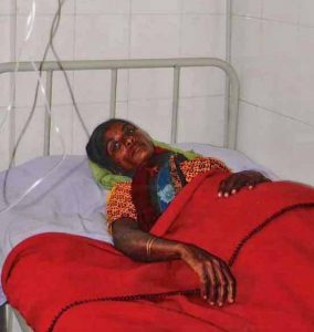 Hindu extremists beat Christian widow Doddamma unconscious. (Morning Star News)