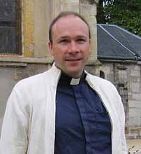 The Rev. Georges Vandenbeusch. (Sceaux City Hall)