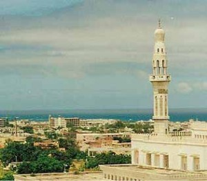 Mogadishu, Somalia, where suspected Islamic extremists killed a Christian. (Morning Star News via Wikipedia)