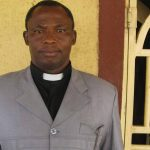 The Rev. Barnabas Kebang of COCIN church in Bokkos
