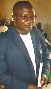 The Rev. Davou Pam, COCIN pastor in Gura Dabwam. (Morning Star News)