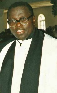 The Rev. Filibus Gwama, former president of Church of the Brethren in Nigeria. (Morning Star News via EYN)