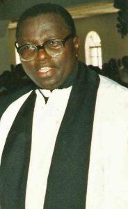 The Rev. Filibus Gwama, former president of Church of the Brethren in Nigeria. (Morning Star News via EYN)