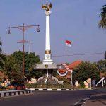 Jepara monument, Central Java, Indonesia. (Wikipedia)