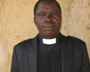 The Rev. Danlami Yatu, pastor of COCIIN congregation in Maihakorin Gold village, Plateau state. (Morning Star News)