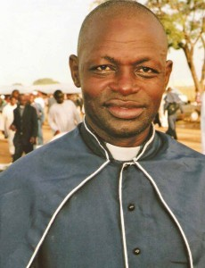 The Rev. Yakubu Gandu Nkut, pastor of ECWA Church, Zankan. (Morning Star News)