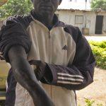 Scars on Adamu Musa, shot by Boko Harm in attack on I Gava West village, Gwoza, Borno state in 2013. (Morning Star News)