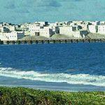 Coastal town of Barawa, in southeastern Somalia. (Wikipedia)