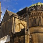 Explosion did no damage to Christ Church Cathedral in Zanzibar's Stone Town. (Morning Star News via wmf.org)