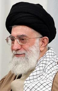 Ali Hosseini Khamenei. (Wikipedia)