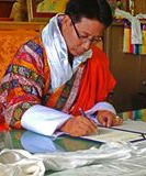 Bhutan Minister of Home and Cultural Affairs Damcho Dorji. (Facebook)