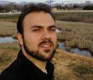 Iranian security agents beat U.S.-Iranian pastor Saeed Abedini.