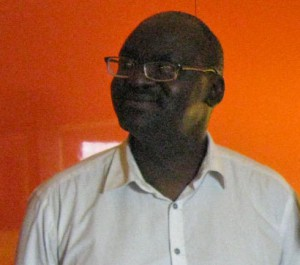 Emmanuel Ogebe of Jubilee Campaign's Justice for Jos Project, in Abuja, Nigeria. (Morning Star News)