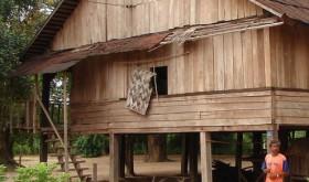 Lao village structure. (HRWLRF)