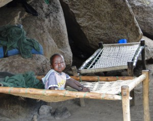 Civilian bombings have driven thousands into caves in Nuba Mountains. (Diocese of El Obeid)