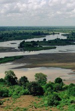 Tana River in county of the same name in Kenya. (Morning Star News via Wikipedia)