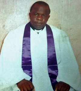 The Rev. Caleb Ahema, president of the Christian Reformed Church of Christ in Nigeria. (Morning Star News)