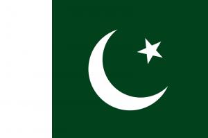 Flag of Pakistan. (Wikimedia)