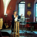 Karen Dunham, pastor of Living Bread Church