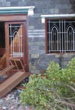 Ransacked church center north of Ho Chi Minh City. (Morning Star News)