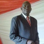 Ministry leader Joseph Kamida Cham: Two other churches close to ECWA church. (Morning Star News)
