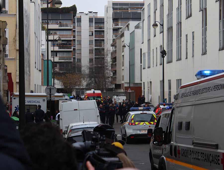 Barcelona attack: 13 killed as van rams crowds in Las ...