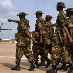 Nigerian troops. (Wikipedia)